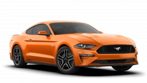 Mustang 2.3L EcoBoost Fastback